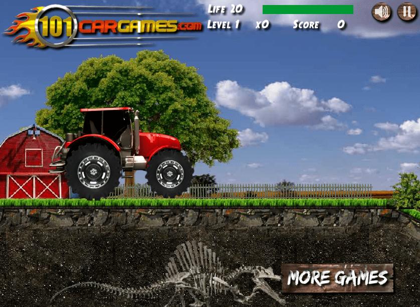 Трактора в фермерском квесте онлайн