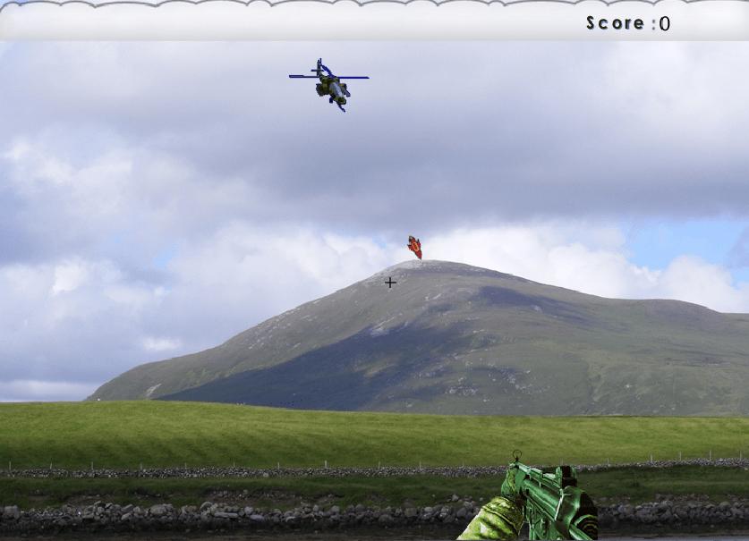 Стрельба по онлайн вертолетам