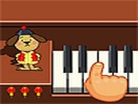 Музыкальный пёсик
