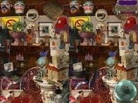 Дом с предметами