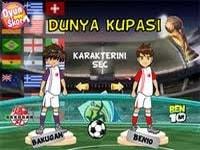 Бакуган футбол