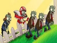 Атака зомби монстров