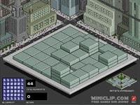 Город из блоков