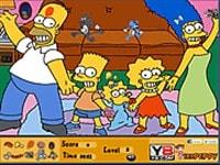 Барт и Лиза Симпсон