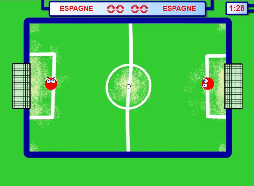 Гоняем в футбол онлайн