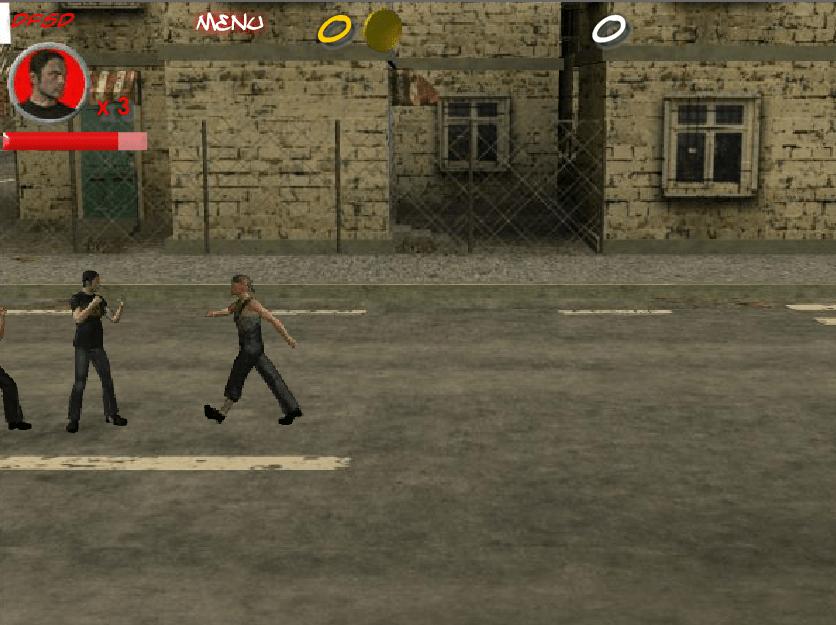 Драки на улицах онлайн