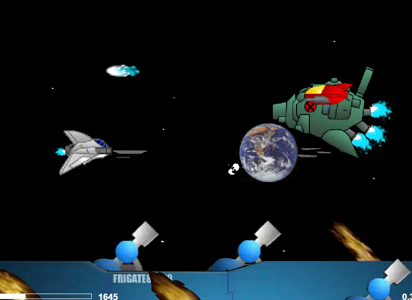 Война в космосе онлайн