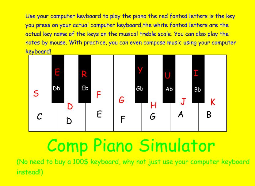 Пианино дома онлайн