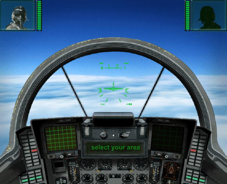 Пилот истребителя онлайн