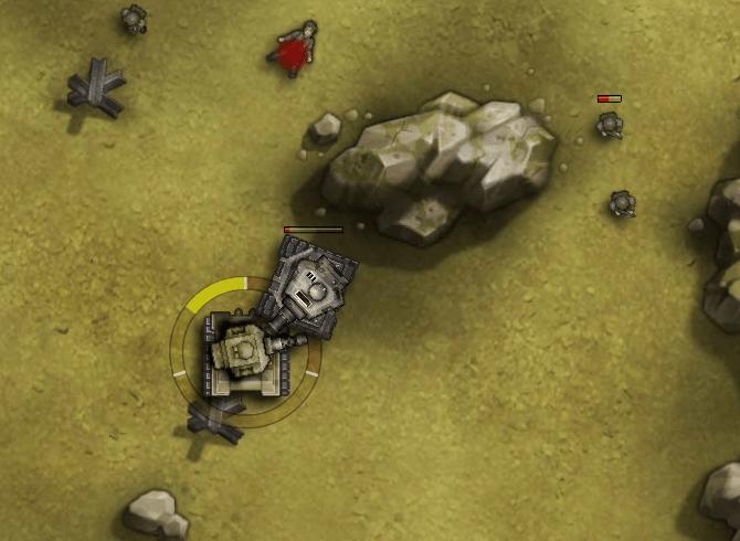 Десант танков онлайн