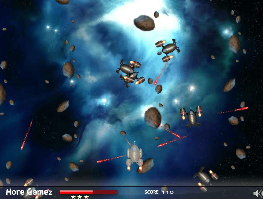 Космический хардкор онлайн