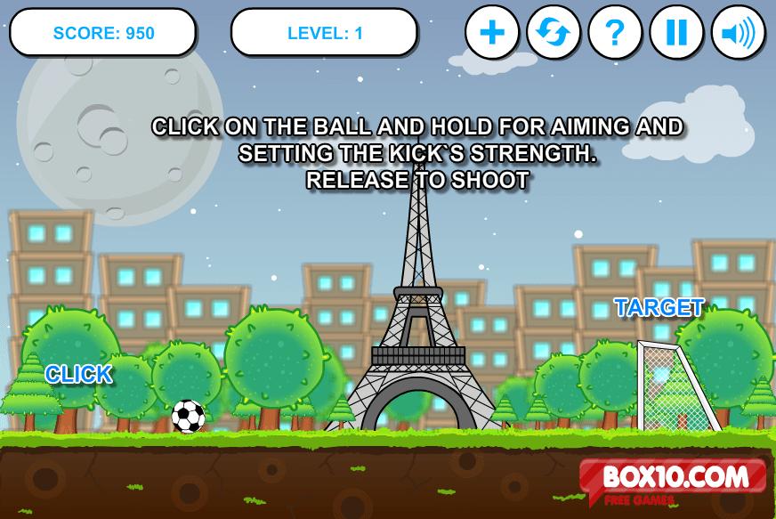 Футбол в Париже онлайн