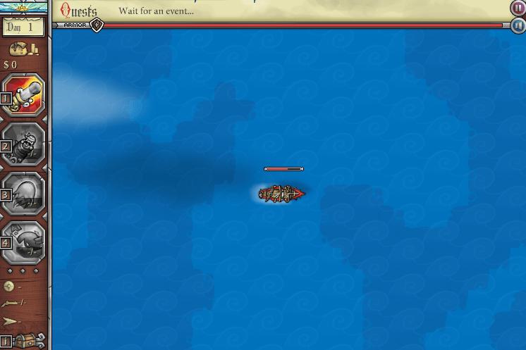 Бой морских пиратов онлайн