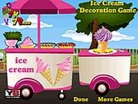 Дети с мороженым