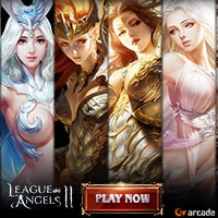 игра mmorpg League of Angels 2