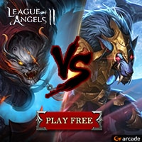 игра mmorpg League of Angels II