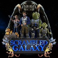 mmorpg игра Scrambled Galaxy