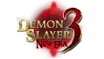 Логотип Demon Slayer 3