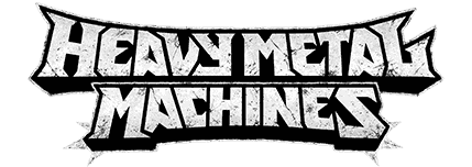 Логотип Heavy Metal Machines
