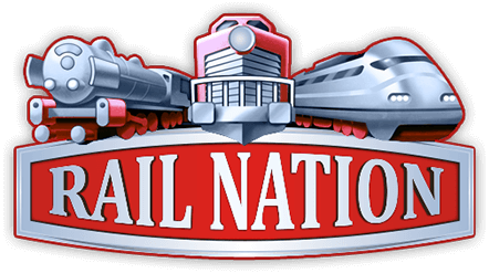 Логотип Rail Nation