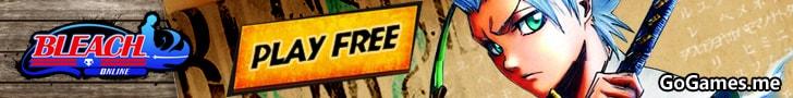 mmorpg игра Bleach Online