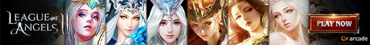 mmorpg игра League of Angels 2