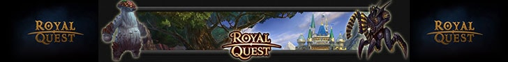 mmorpg игра Royal Quest