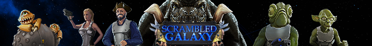 игра mmorpg Scrambled Galaxy
