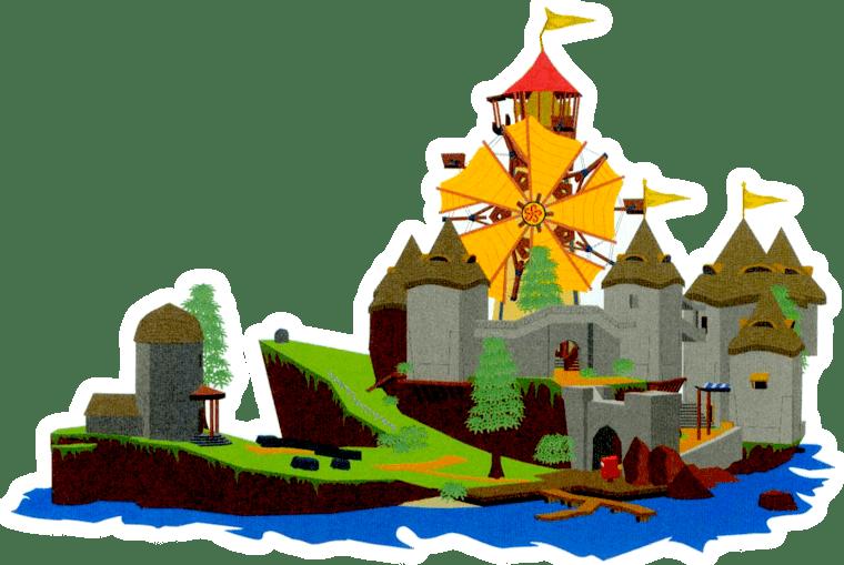 Башни игры
