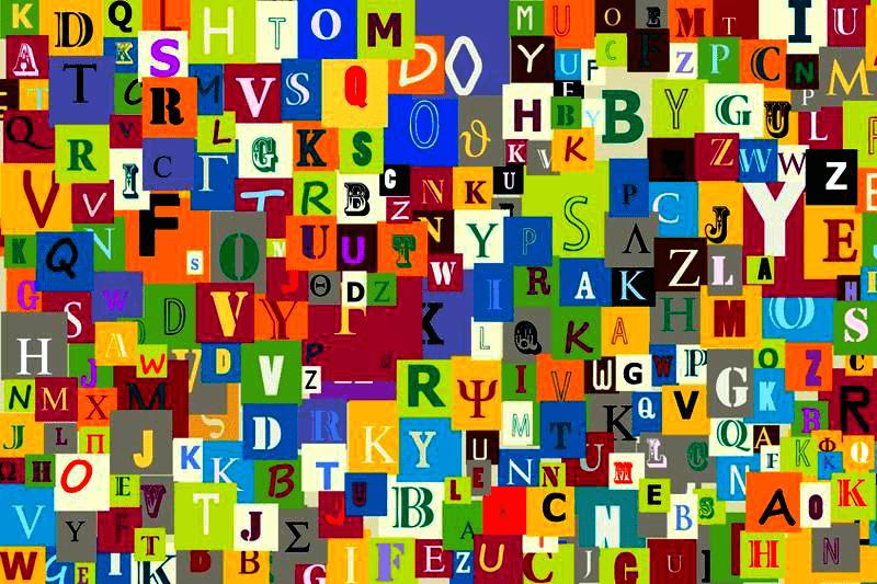 Буквы игры