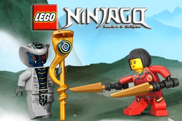 Лего ниндзяго игры для мальчиков