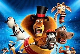 Мадагаскар игры